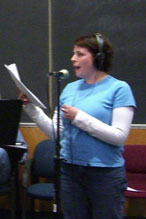 Janice Gardner, Voice Actress Portland, Maine