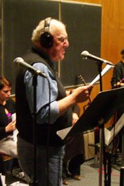 John Hickson, Voice Actor Portland, Maine