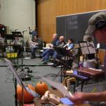 Halloween 2009 Live Radio Drama – Production Photos