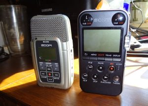 Sony PCM M10 vs. Zoom H2