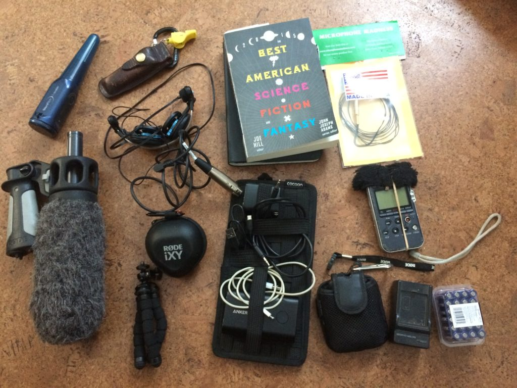gear for trip to belize